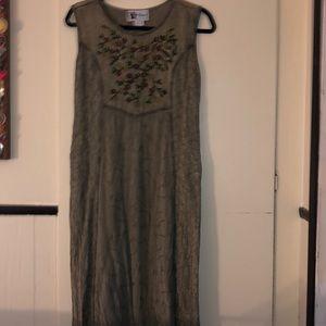 Beautiful and cute long dress